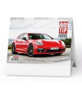 Table calendar Autotip A5 2022