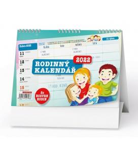 Table calendar Rodinný stolní kalendář 2022