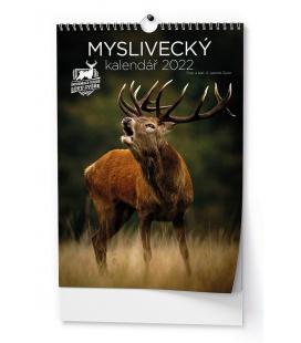 Wall calendar Myslivecký kalendář - A3 2022