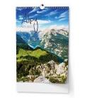 Wall calendar Alpy - A3 2022
