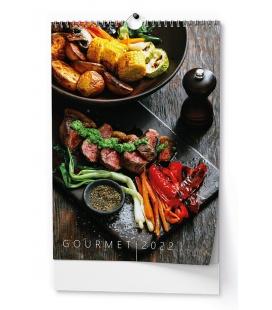 Wall calendar Gourmet - A3 2022