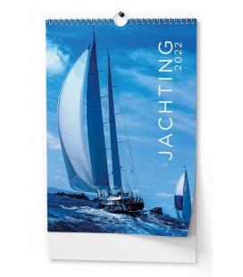 Wall calendar Jachting - A3 2022