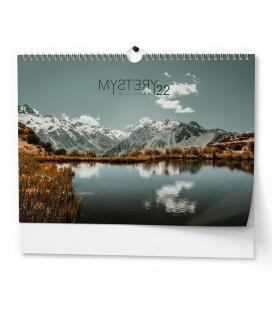 Wall calendar Mystery (Dan Baloušek) - A3 2022