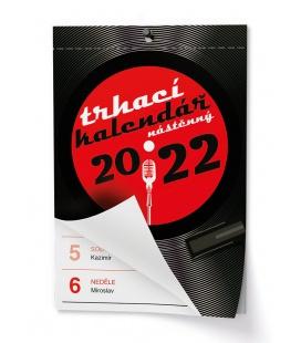 Wall calendar Trhací kalendář - Senior I. - A6 2022