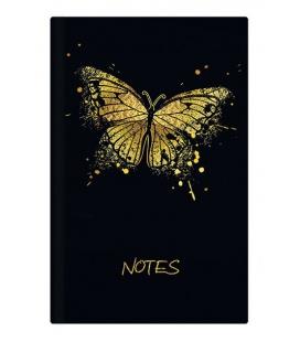 Notepad lined - A6 - lamino - Motýl 2022