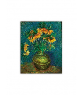 Wall calendar - Wooden picture - Vincent 2022