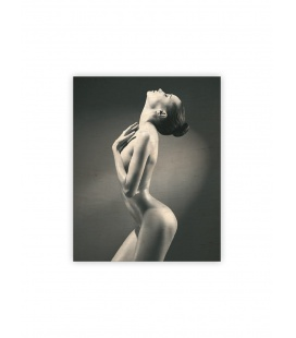 Wall calendar - Wooden picture - Woman 2022