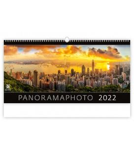 Wall calendar Panoramaphoto 2022