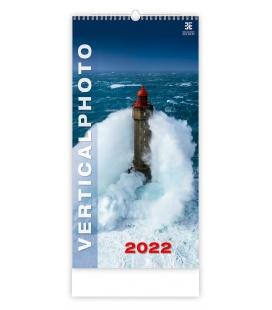 Wall calendar Verticalphoto 2022