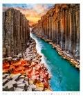 Wall calendar Geo Art 2022