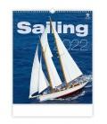 Wall calendar Sailing 2022