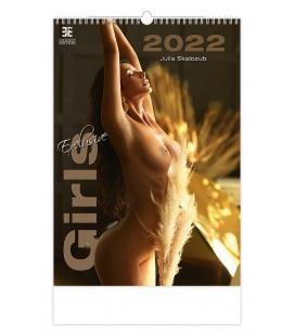 Wall calendar Girls Exclusive 2022