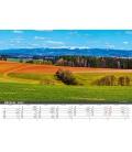 Wall calendar Česká krajina 2022