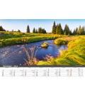 Wall calendar Šumava 2022