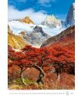 Wall calendar Mountains/Berge/Hory 2022