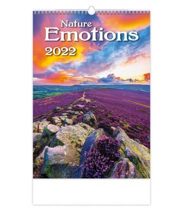 Wall calendar Nature Emotions 2022