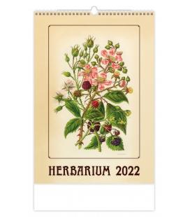 Wall calendar Herbarium 2022
