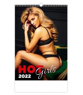 Wall calendar Hot Girls 2022