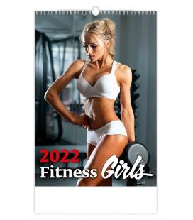 Wall calendar Fitness Girls 2022