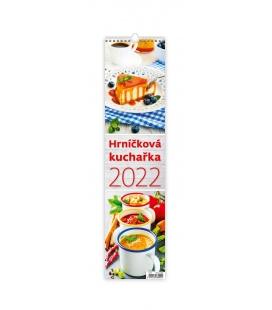 Wall calendar Hrníčková kuchařka - vázanka 2022