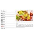 Table calendar Bezmasé recepty 2022