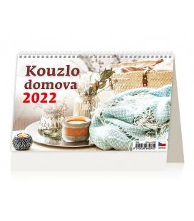 Table calendar Kouzlo domova 2022