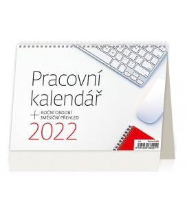 Table calendar Pracovní kalendář 2022