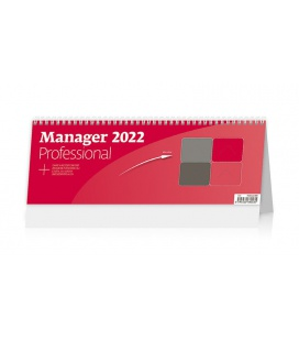 Table calendar Manager Professional 2022