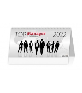 Table calendar Top Manager 2022