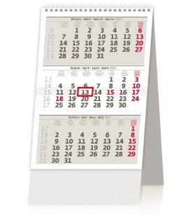 Table calendar MINI tříměsíční kalendář 2022