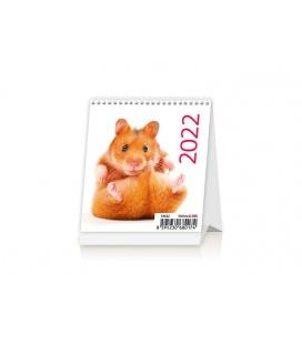 Table calendar Mini Pets 2022