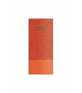 Pocket diary monthly - Napoli - design 1 2022
