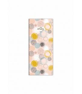 Pocket diary monthly - Napoli - design 2 2022