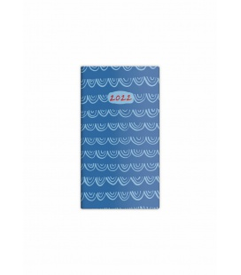 Pocket diary fortnightly - Napoli - design 5 2022