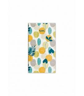 Pocket diary fortnightly - Napoli - design 7 2022