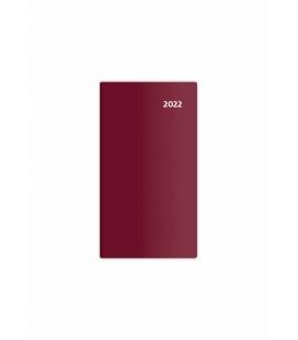 Pocket diary fortnightly PVC - Torino 2022