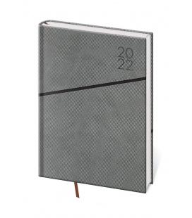 Daily Diary A5 Grife grey, black 2022
