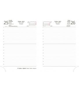Replacement Diarium - diary Flip B6 M-432 daily 2022