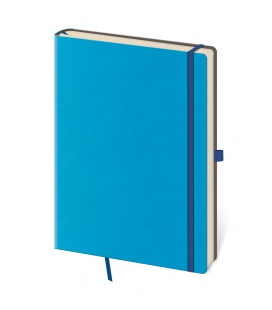 Notepad - Zápisník Flexies - dotted L 2022