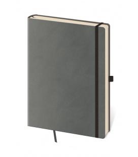 Notepad - Zápisník Flexies - dotted S 2022