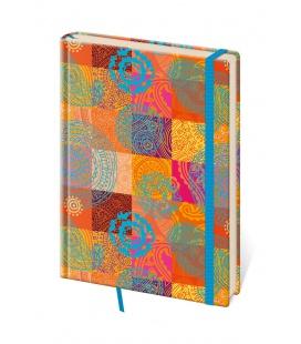 Notepad - Zápisník Vario design 8 - lined S 2022