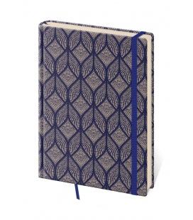 Notepad - Zápisník Vario design 4 - dotted S 2022