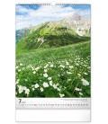 Wall calendar Mountains 2022