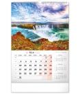Wall calendar Landscape 2022
