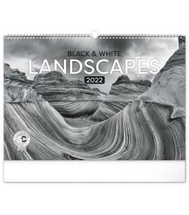 Wall calendar Dreamy Nature 2022