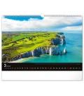 Wall calendar Landscapes 2022