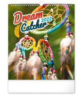 Wall calendar Dream Catcher 2022