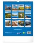 Wall calendar Kingdom of Water 2022