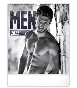 Wall calendar Men 2022