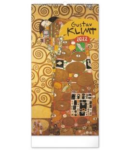 Wall calendar Gustav Klimt 2022
